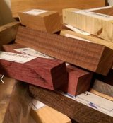Woodcrafter's Exotic Wood (40+ Pcs) N3 in Houston, Texas