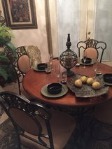 Dining table and chairs Only in Leesville, Louisiana