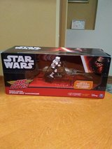 New Star Wars Air Hogs Remote Control  Speeder Bike in Bolingbrook, Illinois