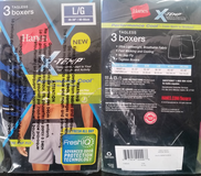 NEW Hanes Boxers, Lg: 2 packages in Bartlett, Illinois