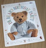 RARE Vintage 2001 PM Bears Birthday Party Over Sized Hard Cover Book Pre-school & Early Learning in Yorkville, Illinois