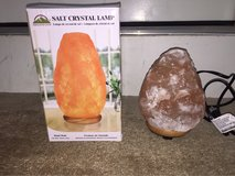Salt Crystal Lamp in St. Charles, Illinois