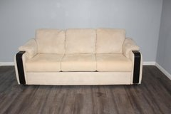 Microsuede Sofa Bed in Spring, Texas