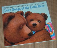 Love Songs of The Little Bear Hard Cover Book Age Range 3 - 6  Poems / Poetry in Chicago, Illinois