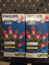Red LED Mini Lights in Naperville, Illinois