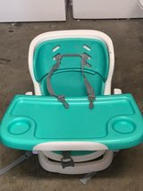 Baby/Toddler Attachable High Chair in Alamogordo, New Mexico