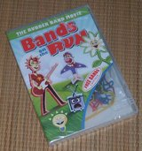 NEW Bands on the Run DVD The Rubber Band Movie + Free Bands A $4.99 Value in Yorkville, Illinois