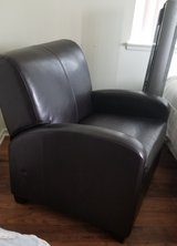 Faux Leather Chair in Yucca Valley, California