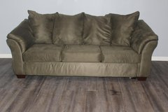 Sage Green sofa Bed in Spring, Texas