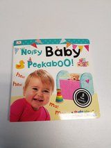 Noisy Baby Peekaboo Book in Chicago, Illinois