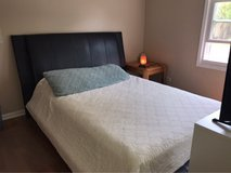Queen size bed in Bolingbrook, Illinois