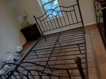 Bed frame in Chicago, Illinois