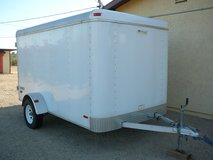 2004 Worksport enclosed utility trailer - 6 x 10 in 29 Palms, California