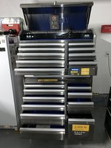 Kobalt 3000 STAINLESS STEEL 20 Drawer Tool Cart in Travis AFB, California