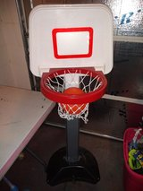 Toddler basketball hoop in Clarksville, Tennessee
