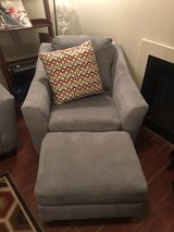 Ashley Furniture Chair and Ottoman in El Paso, Texas