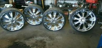 26's inch rims in Clarksville, Tennessee