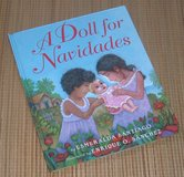 A Doll for Navidades by Esmeralda Santiago Hard Cover Book Age Range 4 - 8 in Morris, Illinois