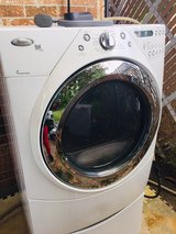 Whirlpool Duet Steam dryer in Leesville, Louisiana