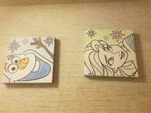 Elsa & Olaf canvas art. in Clarksville, Tennessee