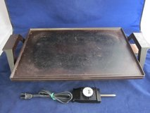 REGAL Electric Griddle Non-Stick Immersible VINTAGE in Naperville, Illinois