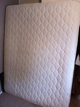 pocket sprung king size mattress. used on guest bed. Need gone asap in Lakenheath, UK