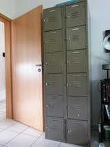 gym locker great condition in Ramstein, Germany