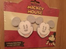 Mickey Mouse post-its in Oswego, Illinois