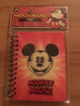 Mickey Mouse notebook in Oswego, Illinois