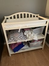 changing table and pad in Fort Polk, Louisiana