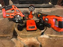 Black & Decker Firestorm Tools in Fort Leonard Wood, Missouri