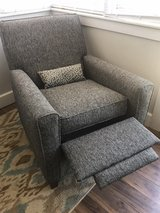 Gray speckled  Recliner Like New!! in Fort Knox, Kentucky