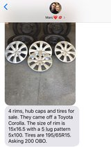 Tires and rims in Clarksville, Tennessee