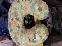 Boppy nursing pillow peaceful jungle in Clarksville, Tennessee