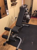 Body Solid Heavy Duty Adjustable Bench in Oswego, Illinois