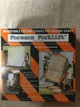 Forearm Forklift Lifting Straps in Travis AFB, California