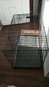 medium wire dog crates in Fort Benning, Georgia