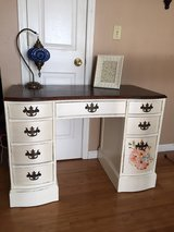 beautiful hand painted vintage desk in Fort Campbell, Kentucky