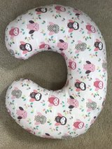 boppy pillow with cover in Oswego, Illinois
