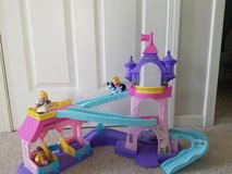 Disney Klip Klop Horse and princess castle in Oswego, Illinois