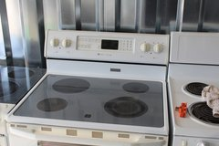 MAYTAG double oven glass top (free delivery) credit card accepted in Camp Lejeune, North Carolina