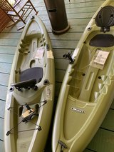 2 Pair Fishing Kayaks New! in Clarksville, Tennessee