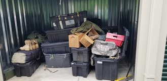 ENTIRE MILITARY ARMY SURPLUS STORAGE CONTENTS LOT in Clarksville, Tennessee