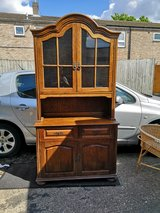 Welsh dresser, needs tlc. bought as project but never got to it. in Lakenheath, UK
