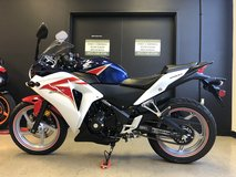 2012 HONDA CBR250RC UNLEADED GAS in Clarksville, Tennessee
