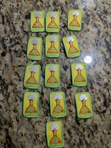 Girl scout science badges in Aurora, Illinois