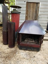 Preway Mobile Home Wood Burning Stove in Leesville, Louisiana