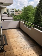 Nice and bright 3 room flat (partly furnished) in Stuttgart-Rohr near forest - available July 16... in Stuttgart, GE