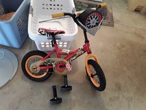 Huffy 12 In. Disney Cars 3 Bike With Race-ready Tire Case. in Camp Pendleton, California