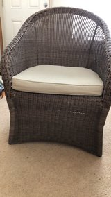 Set 4 wicker chairs in Fort Lewis, Washington